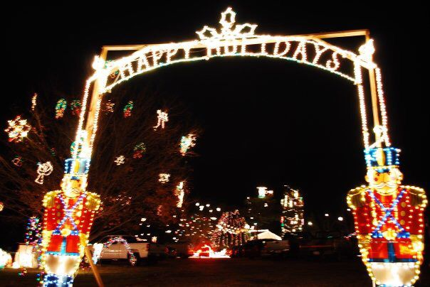 Holiday Light Show to Return in Ruckersville
