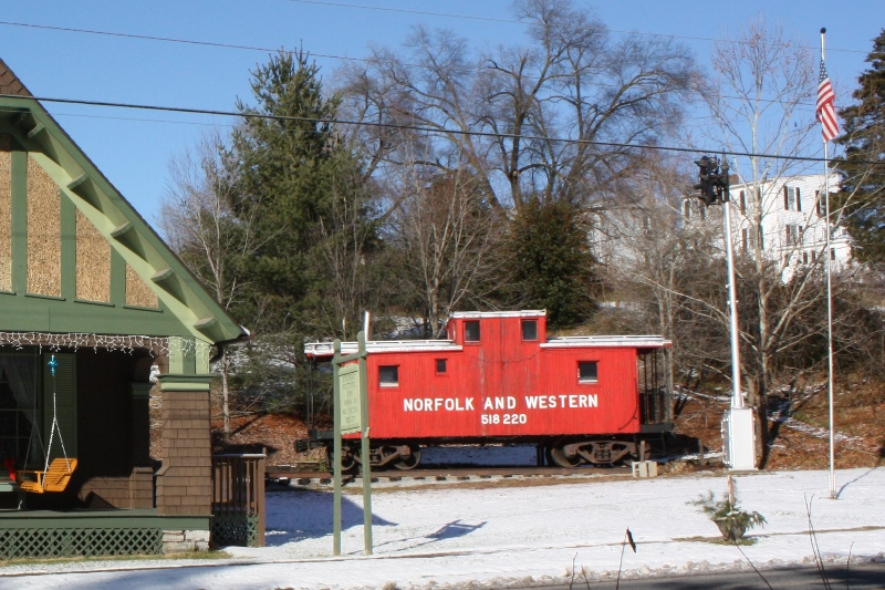 Shenandoah Heritage Center's Caboose Project