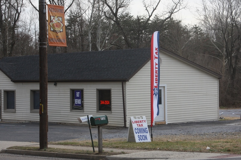 Liberty Tax Coming to Shenandoah